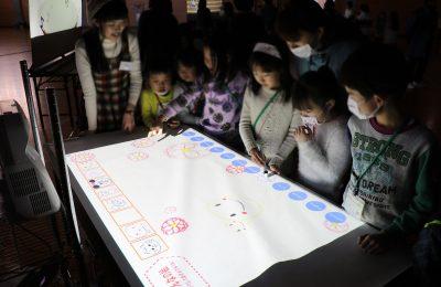 大和町立小野小学校での放課後メディア体験
