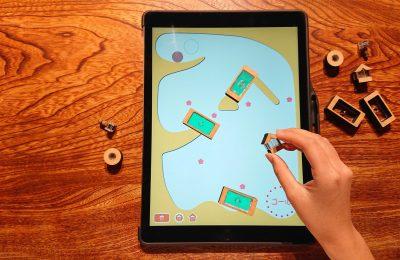 プログラミング的思考を育むブロック入力型学習ゲーム